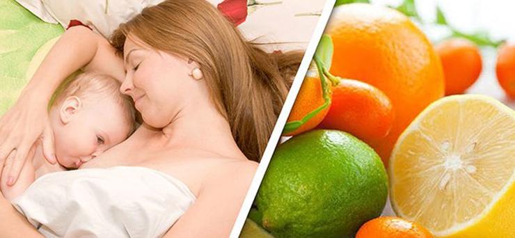 Список разрешенных фруктов при ГВ