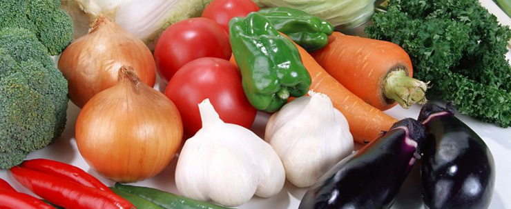 Список овощей разрешенных при ГВ