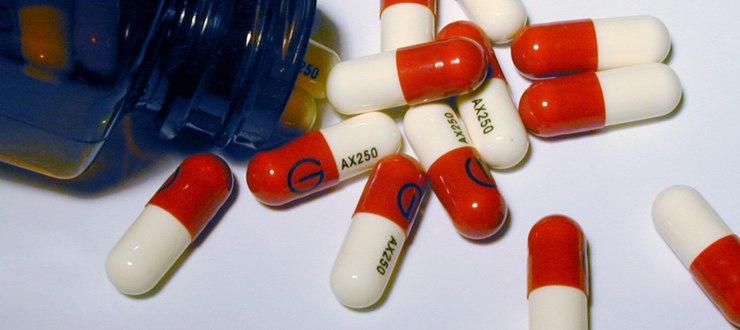 Мастит лечится антибиотиками