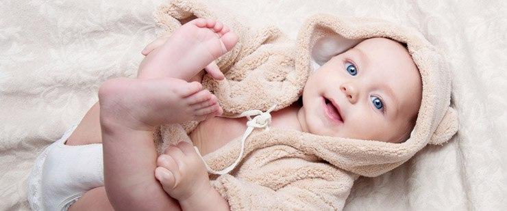Стул у новорожденного