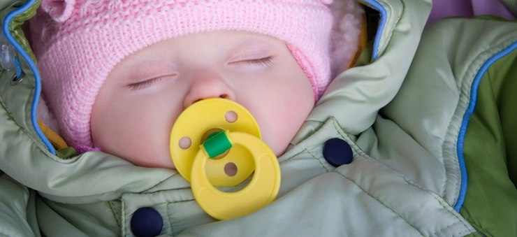Сколько времени гулять с новорожденным