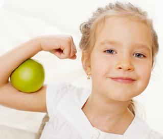 Правильное питание повышает иммунитет