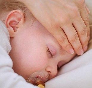 Измеряйте температуру новорожденным каждый день