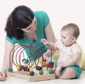 Развивающие игры для ребенка девяти месяцев