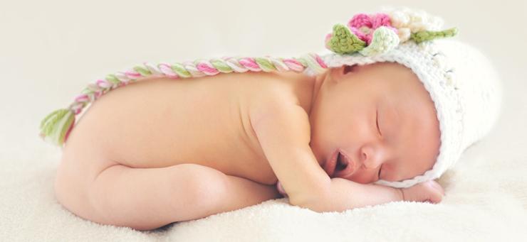 Ребенок спит всю ночь