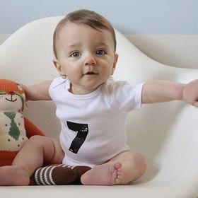 Развитие малыша в семь месяцев